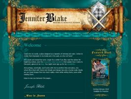 Website - Jennifer Blake