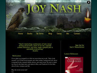 Website - Joy Nash