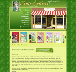 Website - Kate Collins